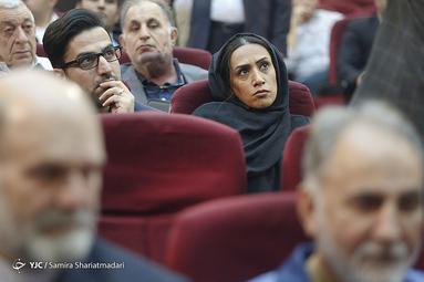 زهرا نجفی دختر و علیرضا ببری داماد محمدعلی نجفی در نخستین دادگاه پرونده قتل میترا استاد