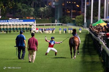 مسابقات اسب سواری در هنگ کنگ