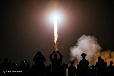 اعزام سه فضانورد به ایستگاه فضایی بین المللی
