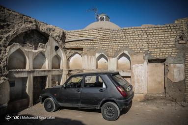 تخریب حریم میدان نقشجهان