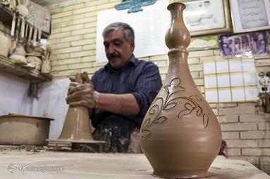 شهرضا شهر سفال ایران