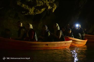 ایرانِ ما؛ غار علیصدر بزرگترین غار آبی جهان