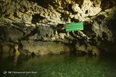 آب غار علیصدر از طریق چشم های زیر زمینی که از دیواره و سقف ریزش می کنند تامین می شود و بدون مزه و بو است