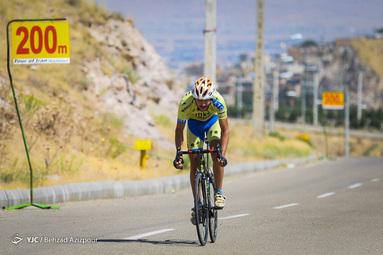 مسابقات دوچرخهسواری تایم تریل انفرادی لیگ جوانان