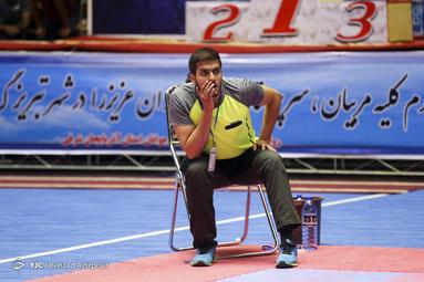 مسابقات تکواندو قهرمانی کشور در تبریز
