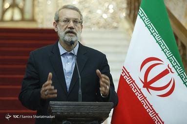 دیدار رییس مجلس افغانستان با علی لاریجانی