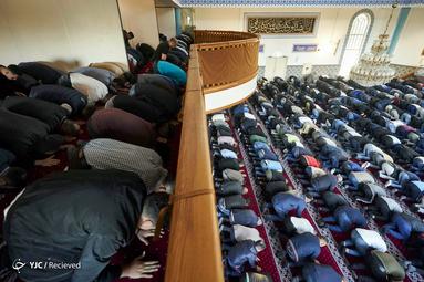 نماز عید قربان در هلند