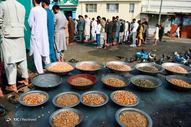 نماز عید قربان در افغانستان