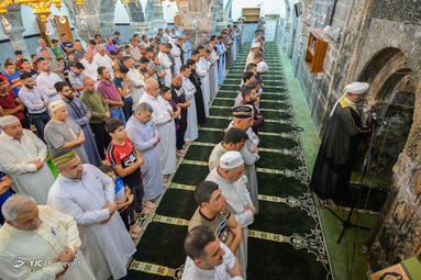 نماز عید قربان در عراق