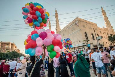 نماز عید قربان در مصر