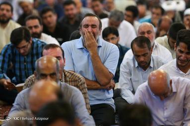دعای پر فیض عرفه در تبریز