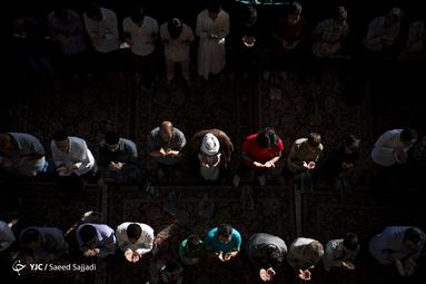 نماز عید سعید قریان در قم