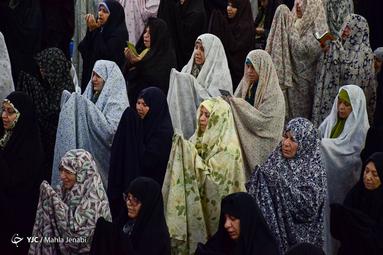 نماز عید سعید قریان در مصلی کرمان