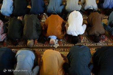 نماز عید سعید قریان در مصلی یاسوج