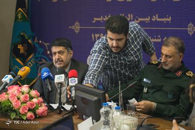 نشست خبری بازسازی واقعه غدیرخم