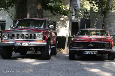رالی شهری خودروهای کلاسیک