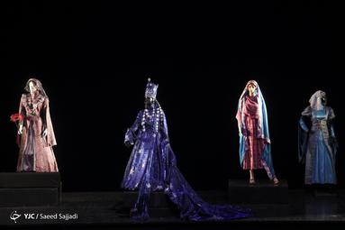 آیین نکوداشت ادنا زینلیان هنرمند پیشگام عرصه طراحی لباس اپرا و تئاتر