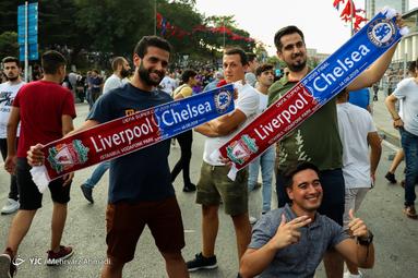 حاشیه بازی سوپر جام اروپا