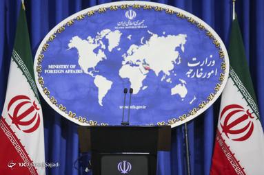 نشست خبری سید عباس موسوی، سخنگوی وزارت امور خارجه / ۲۸ مرداد ۱۳۹۸