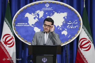 نشست خبری سید عباس موسوی، سخنگوی وزارت امور خارجه - ۲۸ مرداد ۱۳۹۸