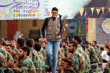 جشن عید غدیرخم در مسجد جامع شهدا شیراز