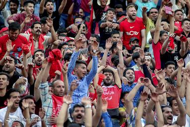 لیگ برتر فوتبال/ تراکتورسازی ۱ - پرسپولیس ۰