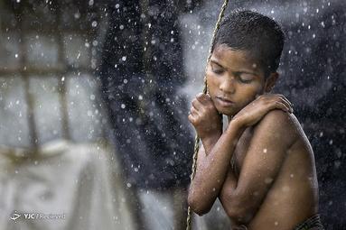 اردوگاه پناهندگان نایاپارا در بنگلادش