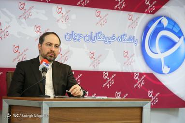 بازدید سخنگوی وزارت کشور از باشگاه خبرنگاران
