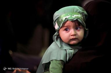 هیئتِ ما/ آئین شیرخوارگان حسینی در تبریز