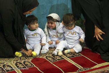 هیئتِ ما/ آئین شیرخوارگان حسینی در مصلی اهواز