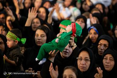 هیئتِ ما/ آئین شیرخوارگان حسینی در همدان