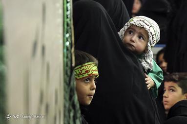 هیئتِ ما/ آئین شیرخوارگان حسینی در شهرضا