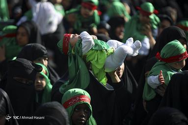 هیئتِ ما/ آئین شیرخوارگان حسینی در مشهد مقدس