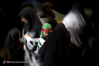 هیئتِ ما/ آئین شیرخوارگان حسینی در مصلی شهرکرد