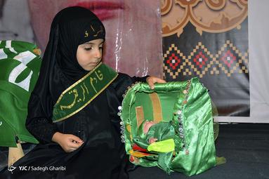 هیئتِ ما/ آئین شیرخوارگان حسینی در حسینیه ثارالله یاسوج