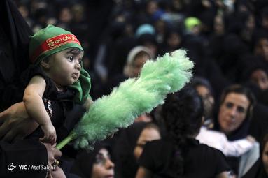 هیئتِ ما/ آئین شیرخوارگان حسینی در بندر عباس