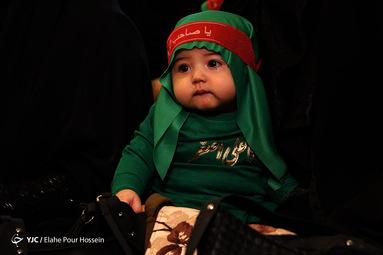 هیئتِ ما/ آئین شیرخوارگان حسینی در شیراز