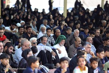 هیئت ما/ «تعزیه حُر» در لامرد استان فارس