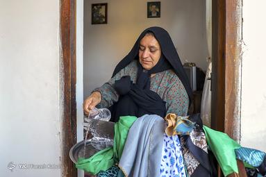 هیئت ما/ آئین عَلَمگردش در روستای کفشگیری شهرستان گرگان