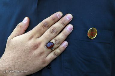 عزاداری تاسوعای حسینی در استان گلستان
