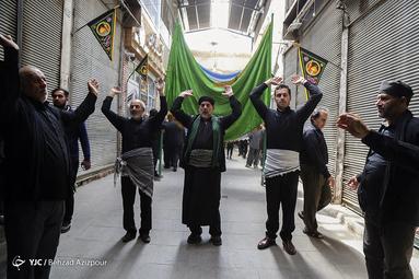 عزاداری تاسوعای حسینی در تبریز