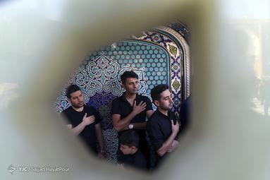 عزاداری تاسوعای حسینی در قم