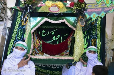 عزاداری تاسوعای حسینی در کرمان