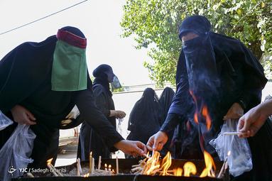 عزاداری تاسوعای حسینی در خرم آباد