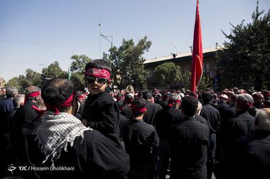 عزاداری عاشورای حسینی(ع) در قزوین