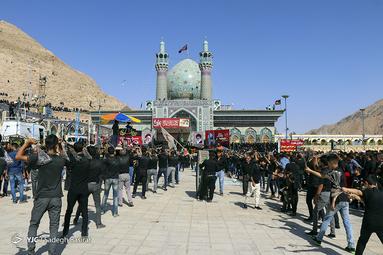 عزاداری عاشورای حسینی(ع) در شهرضا