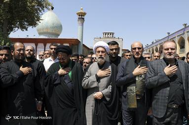 عزاداری عاشورای حسینی(ع) در شیراز