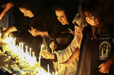 شام غریبان حسینی در تجریش