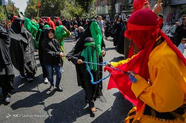 هیئتِ ما/ دسته عزاداری طایفه بنی اسد در تهران