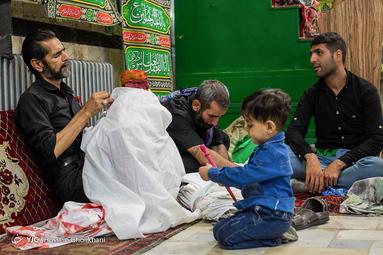 هیئتِ ما/ تشییع نمادین طایفه بنی اسد در قزوین